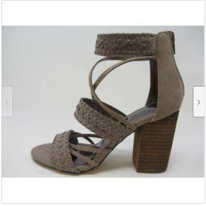 Carlos Santana Women's Strappy Sandals Light Doe